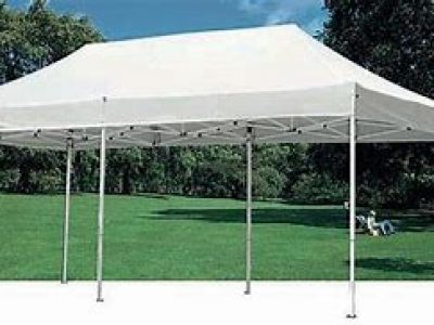 8m x 4m White (with walls)
