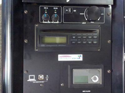 AC DC PA System
