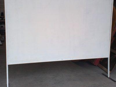 Display Board White