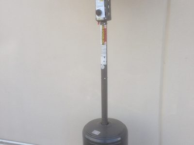 Patio Heater - Gas