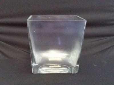 Paula - Square Glass Vase