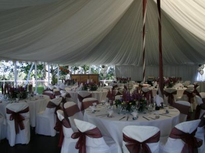 Round Tablecloths & Cotton Chair Covers