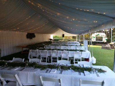 Silk in Frame Marquee