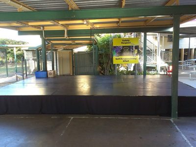 Small School Stage