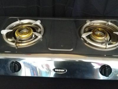 Twin Gas Hotplate