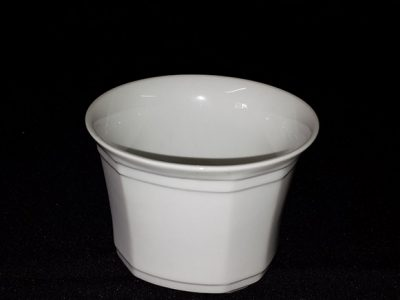 Wallis - White China Flower Pots