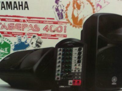 Yamaha PA System